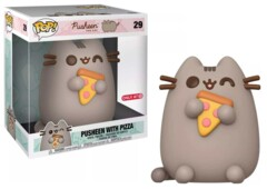 Funko POP Vinyl Figure Pusheen - Pusheen With Pizza 29