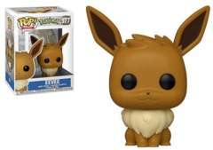 Funko POP Games Vinyl Figure Pokemon - Eevee  577