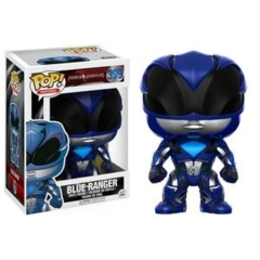 Funko POP Vinyl Figure Movies Power Rangers - Blue Ranger 399