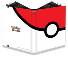 Ultra Pro Pokemon Pokeball 9-Pocket PRO-Binder for Pokemon