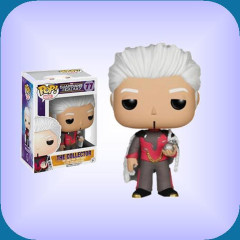 Funko POP Vinyl Bobble-Head Figure Marvel Guardians of the Galaxy The Collector 77 - VAULTED