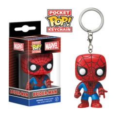 Funko POP Pocket POP Marvel Spider-Man Keychain