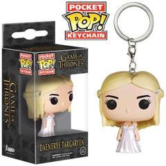 Funko POP Pocket POP Game of Thrones GOT Daenerys Targaryen Keychain