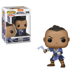 Funko POP Animation Vinyl Figure Avatar: The Last Airbender - Sokka 536