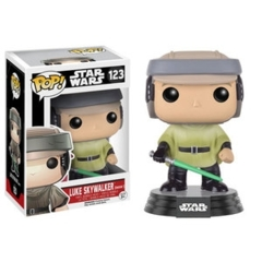 Funko POP Vinyl Bobble-Head Figure Star Wars Luke Skywalker (Endor) 123