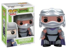 Funko POP Vinyl Figure TMNT Teenage Mutant Ninja Turtles Shredder 65