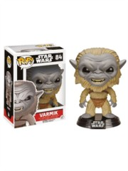 Funko POP Vinyl Bobble-Head Figure Star Wars The Force Awakens Varmik 84