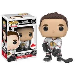 Funko POP Hockey Chicago Blackhawks - Jonathan Toews (Away) 09 - EXCLUSIVE