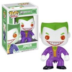 Funko POP Vinyl Figure DC Universe The Joker 06