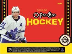 2019-20 Upper Deck O-Pee-Chee NHL Hockey Pack