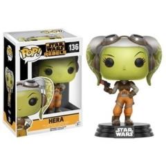 Funko POP Vinyl Bobble-Head Figure Star Wars Rebels - Hera 136