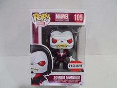 Funko POP Vinyl Bobble-Head Figure Marvel Collector Corps Exclusive Zombie Morbius 105