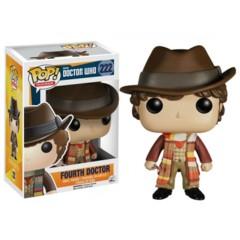 Funko POP Vinyl Figure Doctor Who Fourth Doctor 222