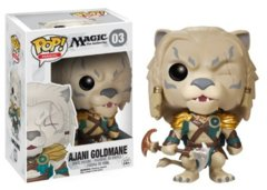 Funko POP Vinyl Figure Magic the Gathering MTG Ajani Goldmane 03