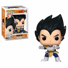 Funko POP Animation Vinyl Figure Dragon Ball Z - Vegeeta 614