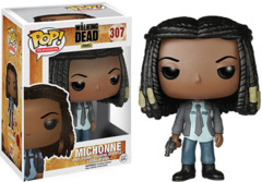 Funko POP Vinyl Figure AMC The Walking Dead Michonne 307 - VAULTED