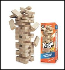 Jenga: Giant Edition - 3 Feet Tall +