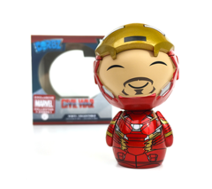Funko Dorbz Vinyl Sugar Marvel Collector Corps Captain America Civil War Iron Man 128 - EXCLUSIVE