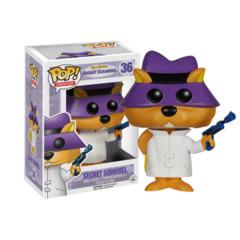 Funko POP Vinyl Figure Animation Hanna Barbera Secret Squirrel Secret Squirrel 36 - VAULTED