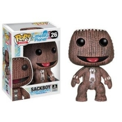 Funko POP Games Vinyl Figure Little Big Planet - Sackboy 26 - VAULTED