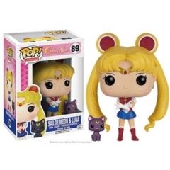 Funko POP Vinyl Figure Animation Sailor Moon - Sailor Moon & Luna 89