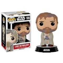 Funko POP Vinyl Bobble-Head Figure Star Wars The Force Awakens - Luke Skywalker 106