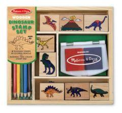 Stamp Set - Dinosaur - 4+