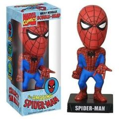 Funko Wacky Wobbler Bobble-Head Marvel Comics The Amazing Spider-Man