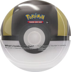 PokéBall Tin - Ultra Ball