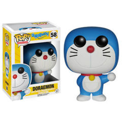 Funko POP Vinyl Figure Animation Doraemon Gadget Cat from the Future - Doraemon 58