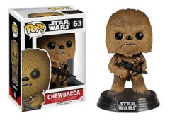 Funko POP Vinyl Bobble-Head Figure Star Wars The Force Awakens Chewbacca 63