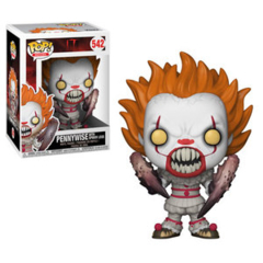 Funko POP Movies Vinyl Figure IT the Movie - Pennywise with Spider Legs 542