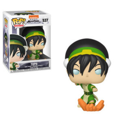Funko POP Animation Vinyl Figure Avatar: The Last Airbender - Toph 537