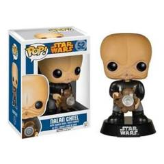 Funko POP Vinyl Bobble-Head Figure Star Wars Nalan Cheel 52