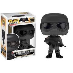 Funko POP Vinyl Figure Heroes Batman vs Superman - Superman Soldier 90