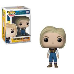 Funko POP Television Vinyl Figure BBC Doctor Who - Thirteenth Doctor 686