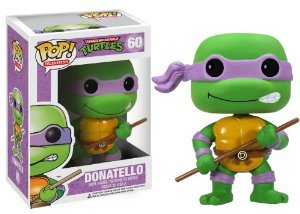 Funko POP Vinyl Figure TMNT Teenage Mutant Ninja Turtles Donatello 60