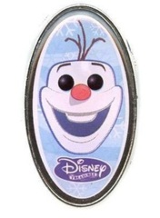 Funko POP Vinyl Figure Disney Frozen - Disney Treasures EXCLUSIVE - Olaf Pin
