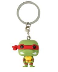 Funko POP Pocket POP TMNT Teenage Mutant Ninja Turtles Raphael Keychain