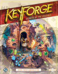 Genesys RPG: Keyforge - Secrets of the Crucible