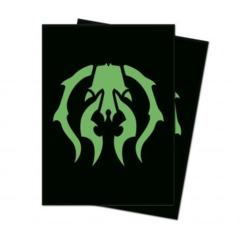 Ultra PRO Magic Deck Protector Standard: Guilds of Ravnica - Golgari Card Sleeves (100 ct)