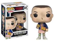 Funko POP Vinyl Figure Television Stranger Things - Eleven with Eggos 421
