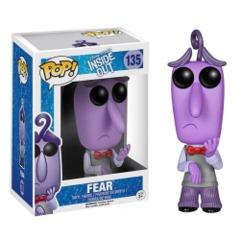Funko POP Vinyl Figure Disney Pixar Inside Out Fear 135