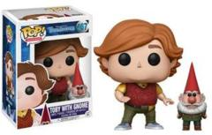 Funko POP Television Vinyl Figure DreamWorks Troll Hunters - Toby with Gnome 467