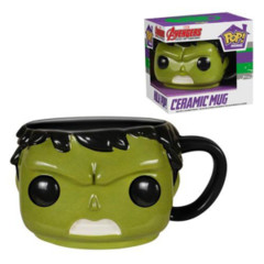 POP! Home Ceramic Mug / Cup - Marvel Avengers Age of Ultron - Hulk