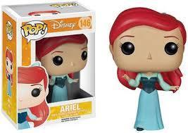 Funko POP Vinyl Figure Disney Ariel Blue Dress 146