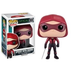 Funko POP Vinyl Figure Television Arrow the Television Series - Speedy with Sword 351