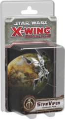 Star Wars: X-Wing Miniatures Game StarViper Expansion Pack