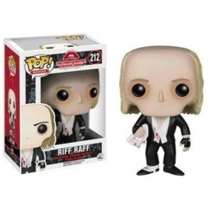 Funko POP Vinyl Figure Movies The Rocky Horror Picture Show - Riff Raff 212 - VAULTED