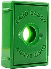 Card Caddy Single Decker - Green